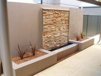 Water walls Garden walls limestone walls Kinross Joondalup Area Preview