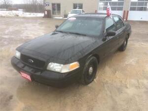 2011 Ford Police Interceptor Certified $ +Hst&Lic