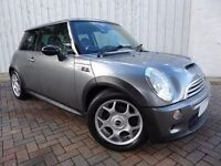 Mini 1.6 Cooper S ....Fabulous Low Mileage Example, in Lovely Condition Throughout