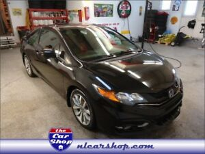 2015 Honda Civic Coupe Si 6spd manual WARRANTY - nlcarshop.com