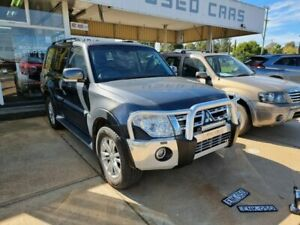 2013 Mitsubishi Pajero VRX Graphite 5 Speed Automatic Wagon Young Young Area Preview