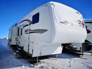 2006 Keystone RV Raptor 3712TS