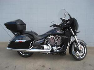 2013 Victory Cross Country Tour Black