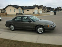 1996 Oldsmobile Cutlass Supreme Sedan