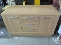 home sideboard/tv stand with draws and cupboards****** read description*****