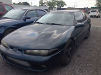 1993 Eagle Talon TSI Moteur Forge ( plus de 20000 $)