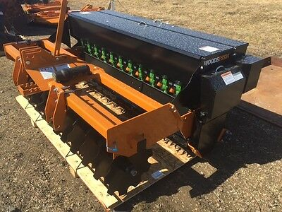 """New Woods Precision Super Seeder  84"""" Hunting Addition Model PSS84"""
