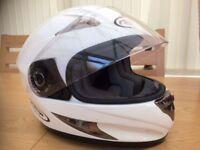 2x Spada Motorcycle Helmets for sale