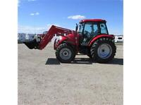 NEW TYM 100 HP Perkins Powered Full Load Tractor with Loader