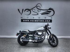 2015 Yamaha XVS 950- Stock #V2566NP- Free Delivery in the GTA**