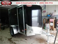 "5x8 NEO CARGO TRAILER - 6"" EXTRA HEIGHT - THIS WON'T LAST LONG!! London Ontario Preview"