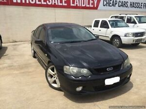 2004 Ford Falcon BA XR8 4 Speed Auto Seq Sportshift Sedan Laidley Lockyer Valley Preview