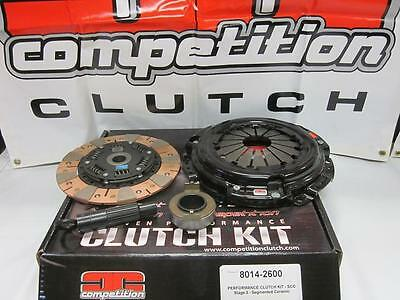 Competition Clutch Stage 3 Strip kit H F series Accord Prelude H22a (Prelude Competition Clutch Stage)