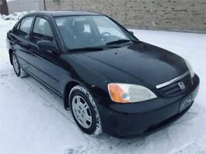 2002 HONDA CIVIC AUTOMATIQUE/ CLEAN!!