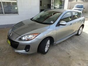 2013 Mazda 3 BL MY13 Maxx Sport Grey 6 Speed Manual Hatchback Sylvania Sutherland Area Preview