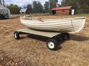 8' rowing dingy