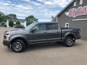 2018 Ford F-150 2018 Ford F-150 - XLT 4WD SuperCrew 6.5' Box