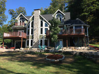 #171 - Magnificent 5500 sf Redstone Lk Cottage on 8 acres