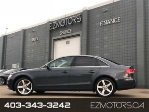 2011 Audi A4 2.0T Premium Plus|QUATTRO|NO ACCIDENTS|ON SALE!!