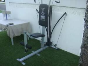 Body sculpture exercise machine. Parrearra Maroochydore Area Preview