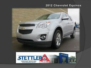 2012 Chevrolet Equinox 1LT Heated Cloth Seats, Remote Start