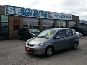 2007 Honda Fit LX Sedan $4495 Certified