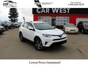 2018 Toyota RAV4 LE | AWD | LOW KMS |