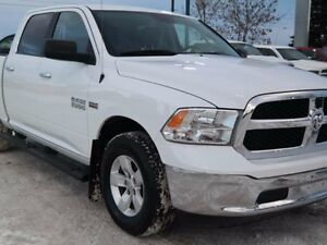 2014 Ram 1500 SLT**CREW CAB**TRAILER TOW BREAK**