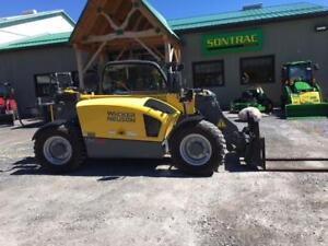 NEW WACKER NEUSON TH522 TELEHANDLER - 4000 LBS PAYLOAD -