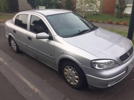 2001 Holden Astra Sedan