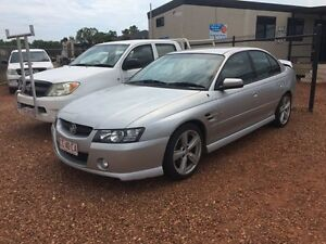 2004 Holden Commodore VZ SS Silver 4 Speed Automatic Sedan Hidden Valley Darwin City Preview