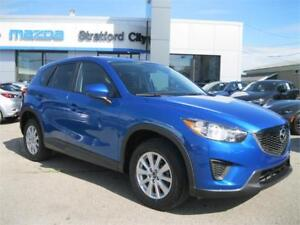 2014 Mazda CX-5 GX FWD GREAT CONDITION! NO ACCIDENTS!