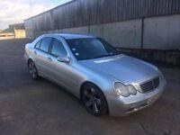 Mercedes Benz C270 cdi (2003)