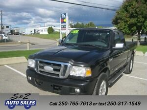 2006 Ford Ranger XLT 4x4 Super cab MUST SEE!