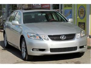 2006 Lexus GS 300 /NAVIGATION / BACK UP CAMERA / AWD