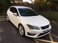 Seat Leon FR 150 bhp ACT (Technology Pack)