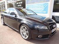 2009 Audi A4 3.0TDI Tiptronic quattro S Line P/X Finance welcome