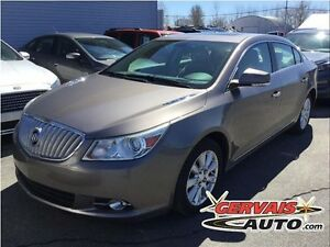 Buick LaCrosse CXL Cuir Toit Ouvrant MAGS 2010