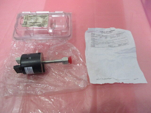 MKS 124A-11848 Baratron Pressure Transducer, Type 124, 2000 Torr, 424704