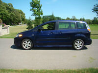 2007 Mazda 5, Saftied, Etested & Warrantied Only 117K
