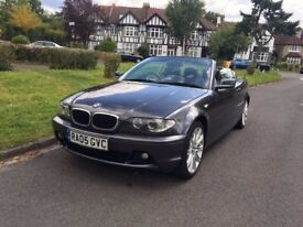 BMW 3 Series 2.0 320Cd SE 2dr NICE CONVERTIBLE + HPI CLEAR