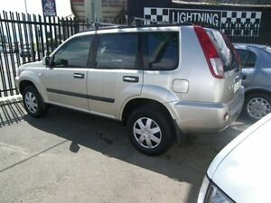 2004 Nissan X-Trail T30 ST 5 Speed Manual 4x4 Nailsworth Prospect Area Preview