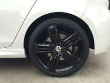 2012 Volkswagen Golf 1K MY13 R Alto Grey 6 Speed Direct Shift Hatchback Beckenham Gosnells Area Preview