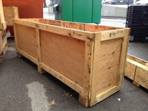 Wooden Crate For Sale: