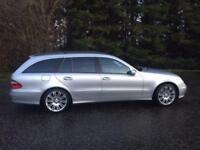2006 06 MERCEDES-BENZ E CLASS 3.0 E280 CDI SPORT 5D AUTO 187 BHP DIESEL
