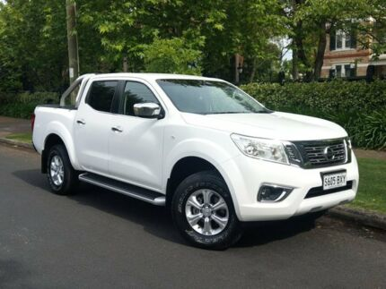 2015 Nissan Navara D23 ST White 6 Speed Manual Utility Prospect Prospect Area Preview