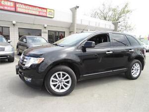 2010 FORD EDGE SEL AWD  **PANORAMIC ROOF**