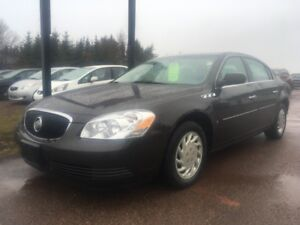 2008 Buick lucerne can