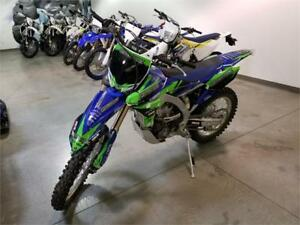 PRICED REDUCED!! 2015 YAMAHA YZ 250FX ONLY $5500 OUT THE DOOR!