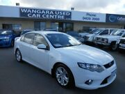 2009 Ford Falcon FG XR6 White 5 Speed Auto Seq Sportshift Sedan Wangara Wanneroo Area Preview